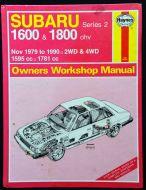 Haynes Manual Subaru
