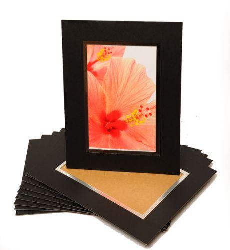 Card Photo Mount 6X4 inch (10pk)